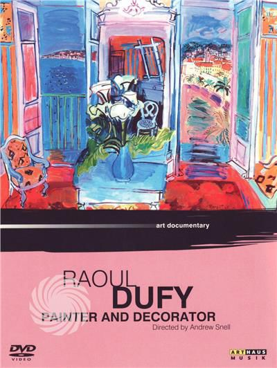 Raoul Dufy - Painter and decorator - DVD - thumb - MediaWorld.it