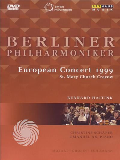 Concert - Berliner Philharmoniker - European Concert 1999 - DVD - thumb - MediaWorld.it