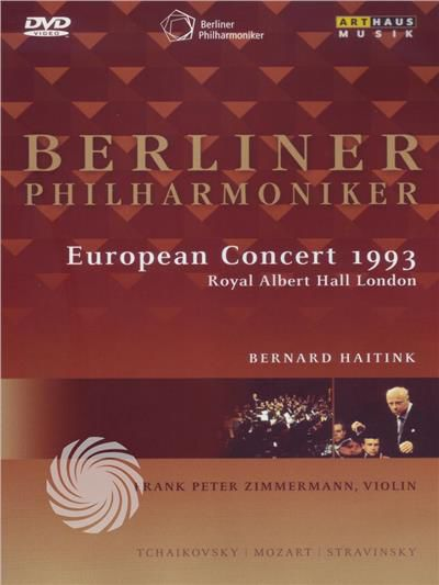 Berliner Philharmoniker - European concert 1993 - DVD - thumb - MediaWorld.it