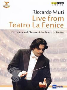 Riccardo Muti - Live from Teatro La Fenice - DVD - thumb - MediaWorld.it