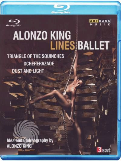 Alonzo King - Lines Ballet - Blu-Ray - thumb - MediaWorld.it