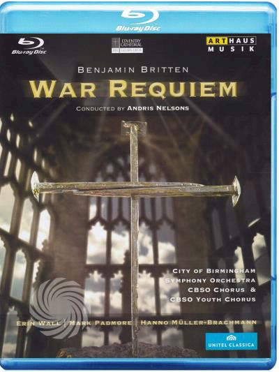Benjamin Britten - War requiem - Blu-Ray - thumb - MediaWorld.it