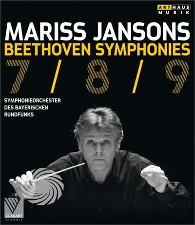 BEETHOVEN LUDWIG VAN-SINFONIA N.7 OP.92, N.8 OP.93 - Blu-Ray - thumb - MediaWorld.it