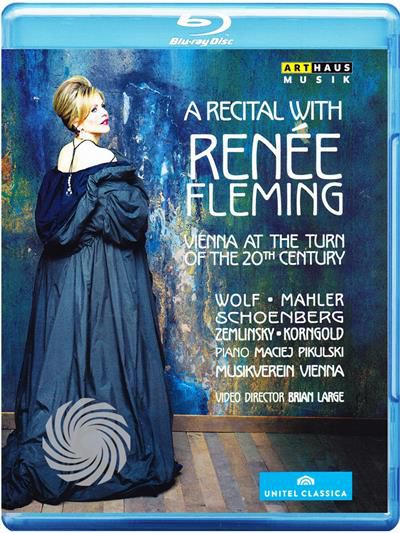 A recital with Renée Fleming - Vienna at the turn of 20th century - Blu-Ray - thumb - MediaWorld.it