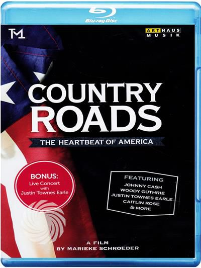 Country Roads - The heartbeat of America - Blu-Ray - thumb - MediaWorld.it