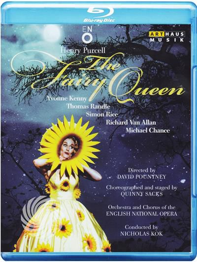 Henry Purcell - The fairy queen - Blu-Ray - thumb - MediaWorld.it