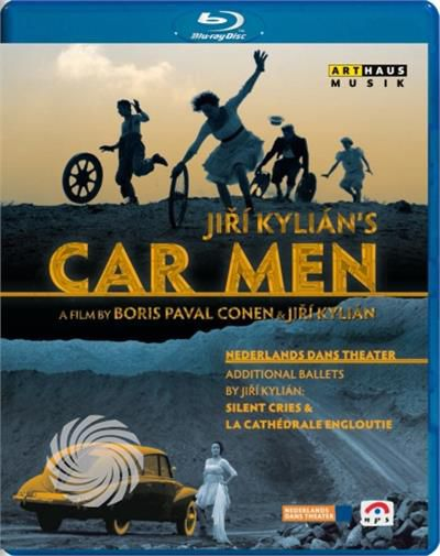 JIRI KYLIAN - KYLIAN - CAR MEN - Blu-Ray - thumb - MediaWorld.it