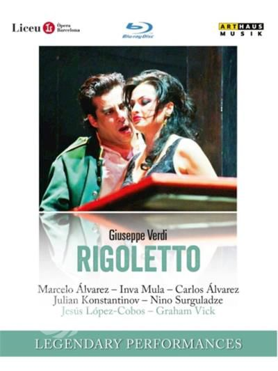 GIUSEPPE VERDI-RIGOLETTO - Blu-Ray - thumb - MediaWorld.it