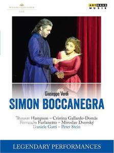 GIUSEPPE VERDI-SIMON BOCCANEGRA - DVD - thumb - MediaWorld.it