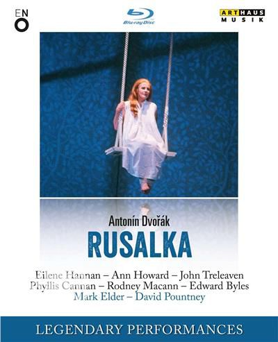 ANTONIN DVORAK-RUSALKA - Blu-Ray - thumb - MediaWorld.it