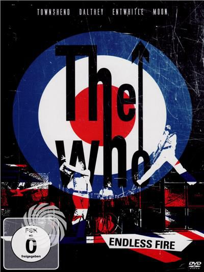 The Who - Endless fire - DVD - thumb - MediaWorld.it