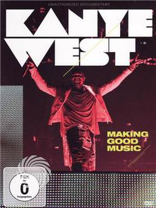 Kanye West - Making good music - DVD - thumb - MediaWorld.it