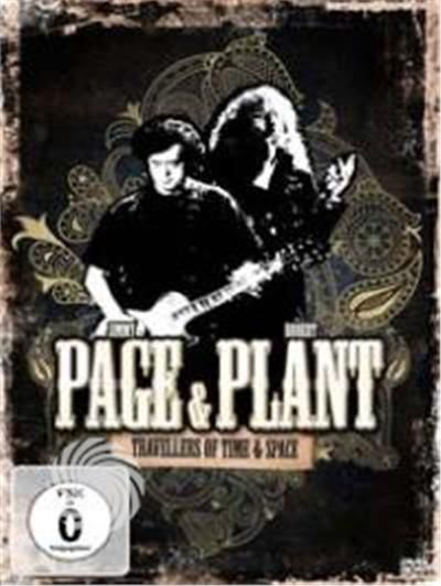 PAGE & PLANT - TRAVELLERS OF TIME SPACE - DVD - thumb - MediaWorld.it