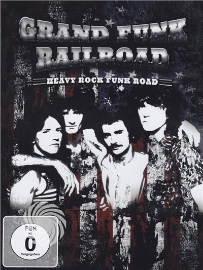 Grand Funk Railroad - Heavy rock funk road - DVD - thumb - MediaWorld.it