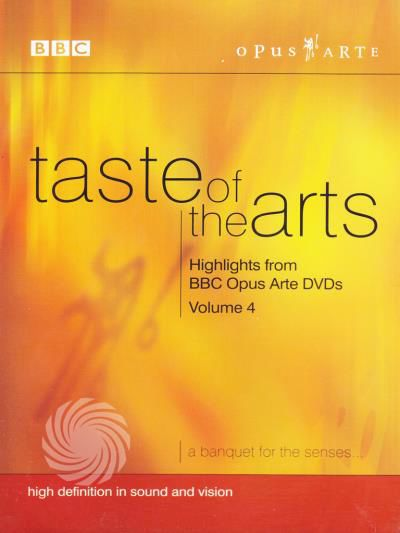 Taste of the arts - Highlights from BBC - DVD - thumb - MediaWorld.it