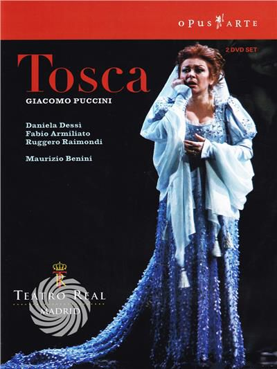 Giacomo Puccini - Tosca - DVD - thumb - MediaWorld.it