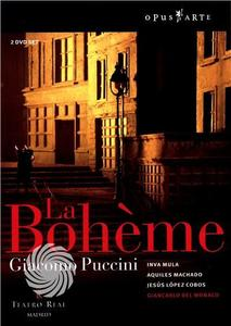 Giacomo Puccini - La Bohème - DVD - thumb - MediaWorld.it