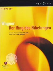 Richard Wagner - Der Ring des Nibelungen - DVD - MediaWorld.it