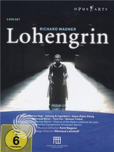 Richard Wagner - Lohengrin - DVD - thumb - MediaWorld.it