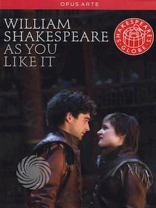 William Shakespeare - As you like it - DVD - thumb - MediaWorld.it