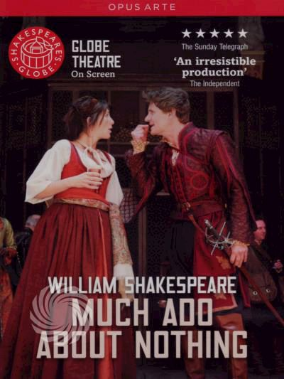 William Shakespeare - Much ado about nothing - DVD - thumb - MediaWorld.it