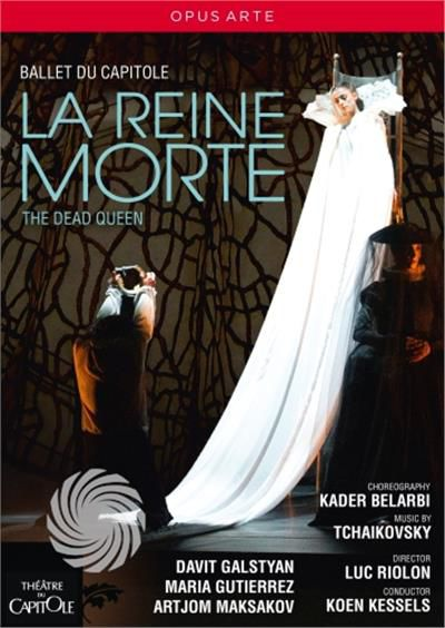 PYOTR IL'YCH TCHAIKOVSKY - LA REINE MORTE - DVD - thumb - MediaWorld.it