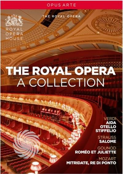 VERDI GIUSEPPE-AIDA, OTELLO, STIFFELIO - 'THE ROYA - DVD - thumb - MediaWorld.it