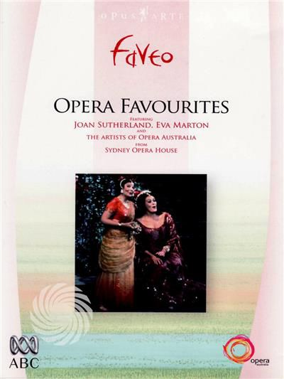 Opera favourites - DVD - thumb - MediaWorld.it