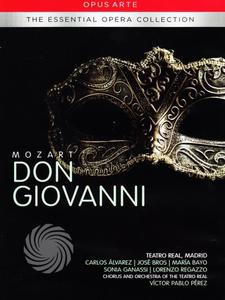Wolfgang Amadeus Mozart - Don Giovanni - DVD - thumb - MediaWorld.it