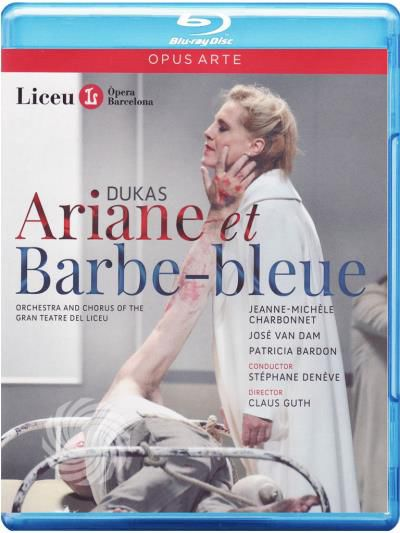 Paul Dukas - Ariane et Barbe-bleue - Blu-Ray - thumb - MediaWorld.it