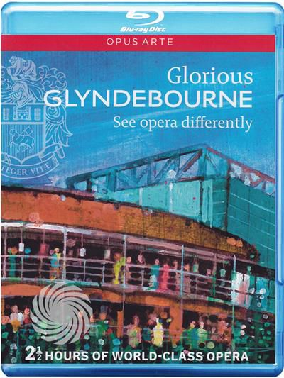 Glorious Glyndebourne - See opera differently - Blu-Ray - thumb - MediaWorld.it