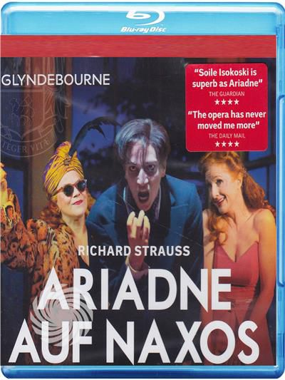 Richard Strauss - Ariadne auf Naxos - Blu-Ray - thumb - MediaWorld.it