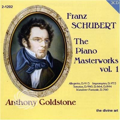 Schubert,R. - Piano Masterworks Vol. 1 - CD - thumb - MediaWorld.it