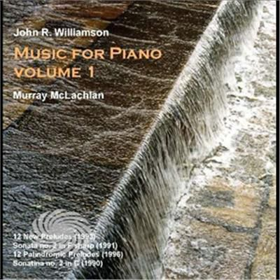 Williamson,John - Music For Piano Vol. 1 - CD - thumb - MediaWorld.it
