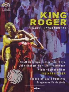 Karol Szymanowski - King Roger - DVD - thumb - MediaWorld.it