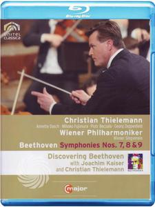 Christian Thielemann - Ludwig Van Beethoven - Symphonies nos. 7, 8 & 9 - Blu-Ray - thumb - MediaWorld.it