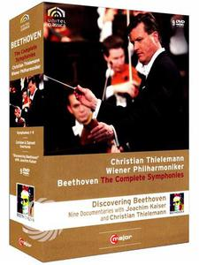 Ludwig Van Beethoven - The complete symphonies - DVD - MediaWorld.it