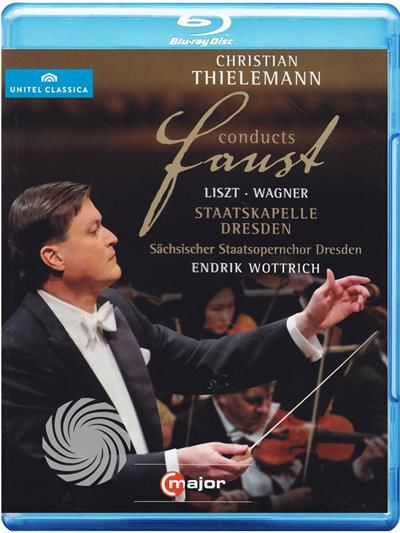 Christian Thielemann conducts Faust - Blu-Ray - thumb - MediaWorld.it
