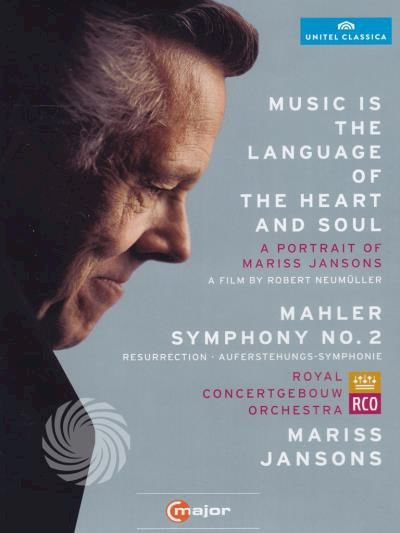 Mariss Jansons - Music is the language of the heart and soul - DVD - thumb - MediaWorld.it