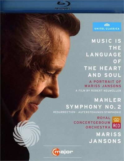 MARISS - MUSIC IS THE LANGUAGE OF HEART AND SOUL - Blu-Ray - thumb - MediaWorld.it
