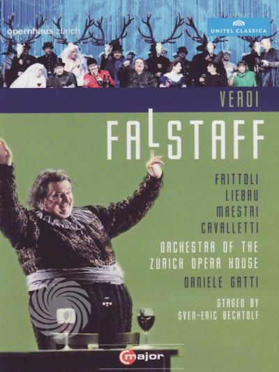 Giuseppe Verdi - Falstaff - DVD - thumb - MediaWorld.it