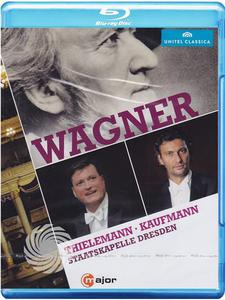 Richard Wagner - Ouvertures e arie per tenore - Blu-Ray - thumb - MediaWorld.it
