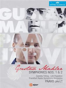 Gustav Mahler - Sinfonie nn.1 e 2 - DVD - thumb - MediaWorld.it