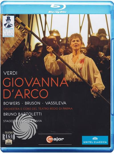 Giuseppe Verdi - Giovanna d'Arco - Blu-Ray - thumb - MediaWorld.it