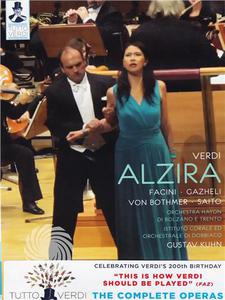 Giuseppe Verdi - Alzira - DVD - thumb - MediaWorld.it