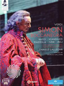 Giuseppe Verdi - Simon Boccanegra - DVD - thumb - MediaWorld.it
