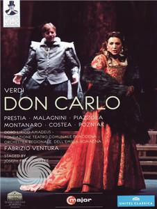 Giuseppe Verdi - Don Carlo - DVD - thumb - MediaWorld.it