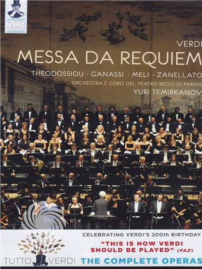 Giuseppe Verdi - Messa da requiem - DVD - thumb - MediaWorld.it