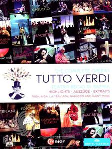 Tutto Giuseppe Verdi - The complete operas - Highlights - Auszüge - Extraits - DVD - thumb - MediaWorld.it