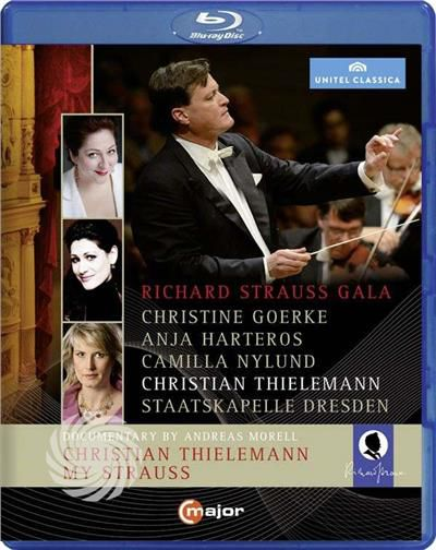 RICHARD STRAUSS - RICHARD STRAUSS GALA - Blu-Ray - thumb - MediaWorld.it